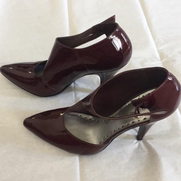 6b65ccf5c4 BCBGirls Shoes   Bcbg Girls Red Mary Jane Style Heels   Poshmark